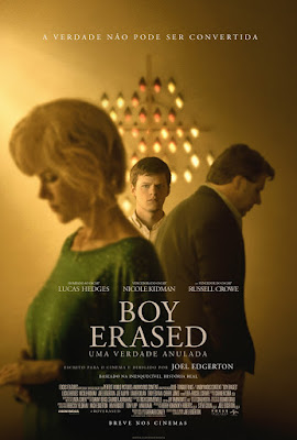 Boy Erased - Uma Verdade Anulada (2018)