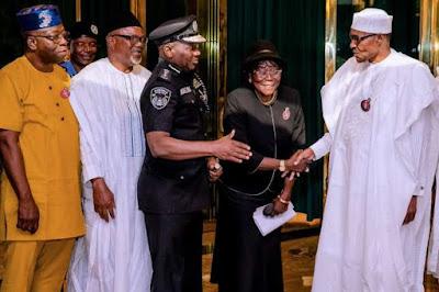 Breakdown of the New Nigerian Police Salary Scheme