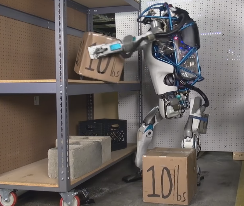Boston Dynamics Has Created The Most Human Humanoid Robot Yet
