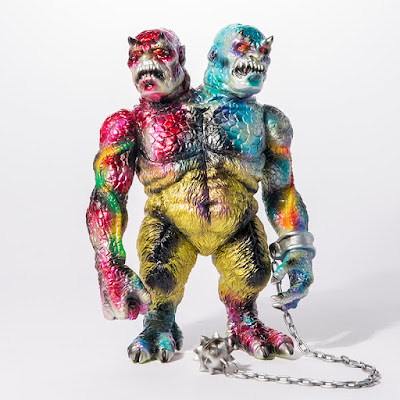 Galligantus Version A Vinyl Figure by BLObPUS x Justin Ishmael x Famous Monsters of Filmland