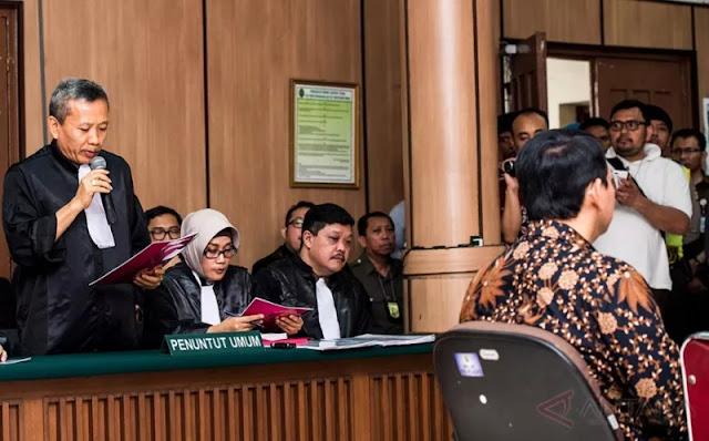 Jaksa Belum Putuskan Cabut Banding Ahok, Pengamat: Aneh, Ada Ketidaklaziman Penegakan Hukum