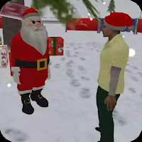 Crime Santa (Mod Apk Money + Skill Point)