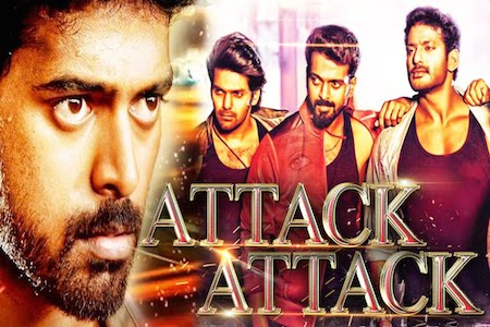 Attack Attack 2016 Hindi Dubbed Movie Download
