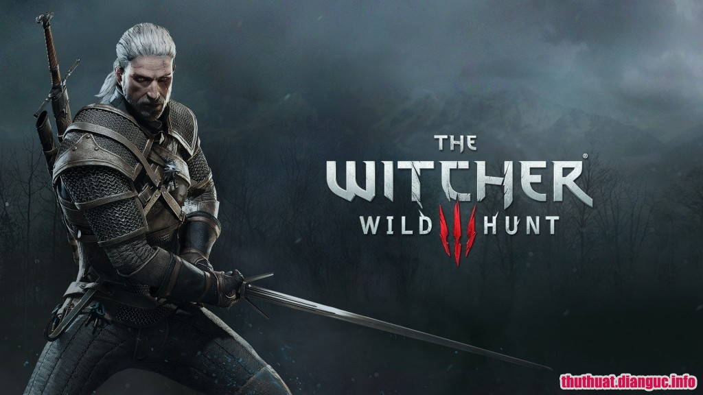 Download Game The Witcher 3: Wild Hunt FULL + Updates Fix Fshare
