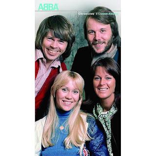ABBA - Dancing Queen - On Chronicles Album (1976)