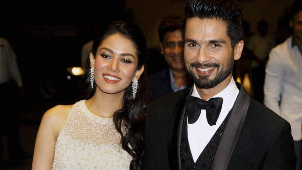 shahid kapoor, mira rajput daughter name