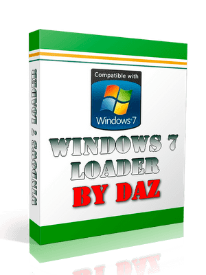 Windows Loader box Imagen