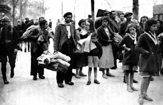 exil peuple basque