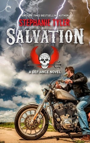 Salvation (Defiance #3) by Stephanie Tyler