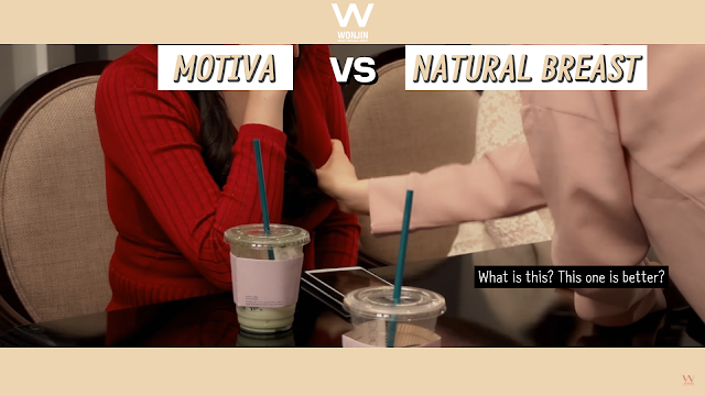 MOTIVA Korean Breast Surgery VS Natural Breast, Who Wins?