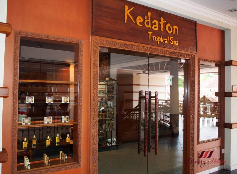 bintan lagoon resort kedaton spa body massage