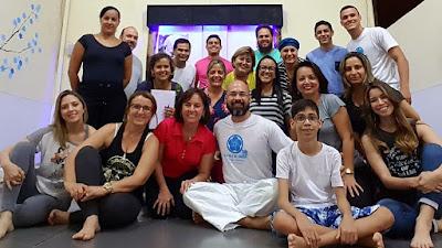 Turma 2 do Workshop de Meditação