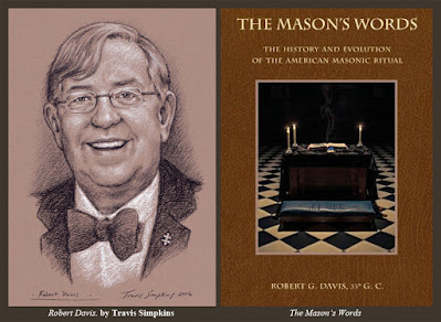 M.W. Robert G. Davis. Grand Master. Grand Lodge of Oklahoma. by Travis Simpkins