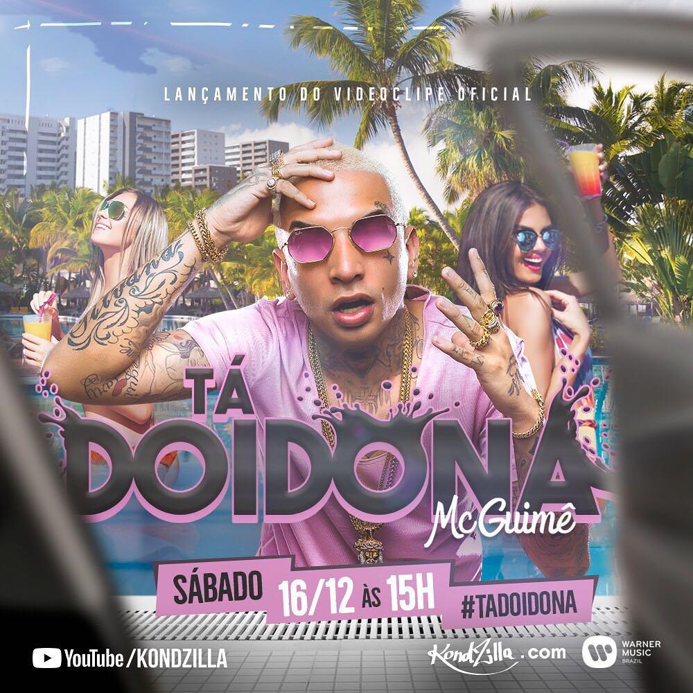 Baixar Tá Doidona - MC Guimê feat. Psirico Mp3