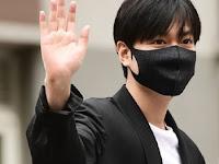 Lee Min Ho ha sido dado de baja oficialmente de los militares