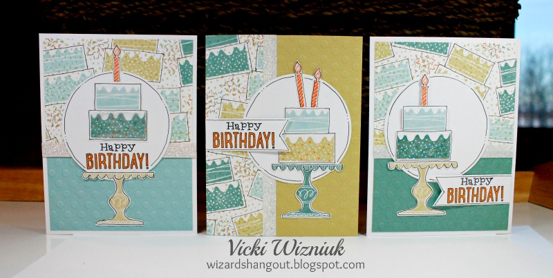 Wizards Hangout Wise Guy Birthday More Random Stamped Cards
