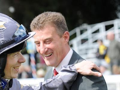 Kevin Ryan, Horse Racing, Hambleton Lodge,