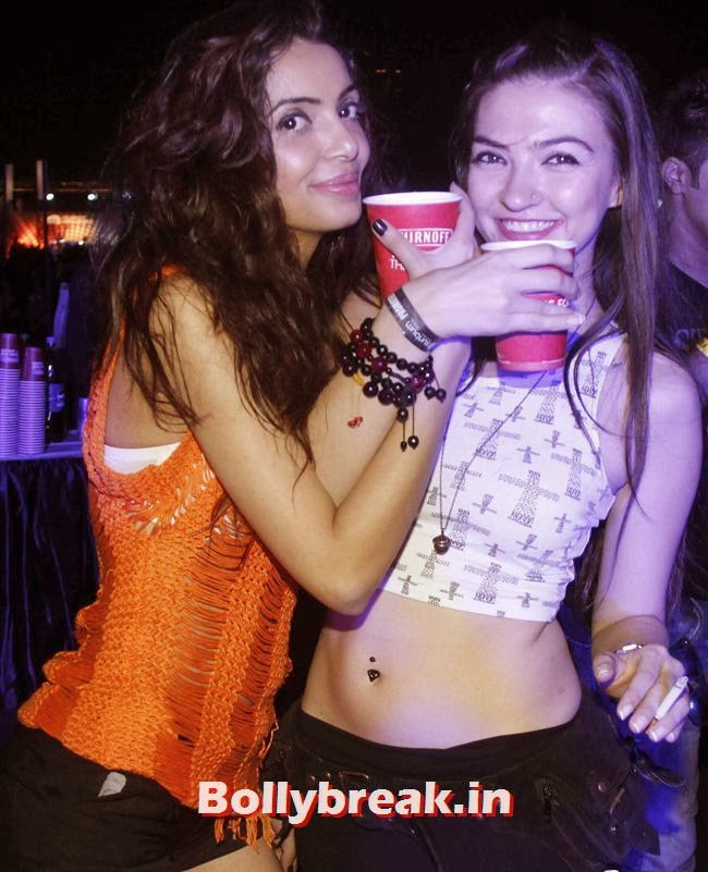 Dimple Chawla, Page 3 Babes at Sunburn Arena DJ AVICII Concert
