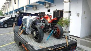 INFO MOGE BEKAS : 2 Unit Stok Monster Diesel & Kawasaki Z1000 - JOGJA