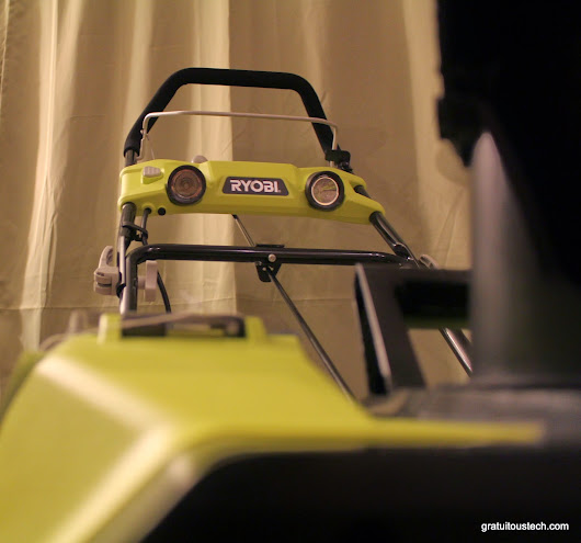 Ryobi Battery Powered Snow-blower Review (Does it Blow?)