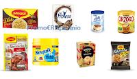 Logo Nestlè: 19 buoni sconto da stampare Nesquik, Orzoro,Fitness, Nescafè, Yakisoba, Dado Maggi e Saccoccio