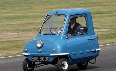 The Smallest Car In World