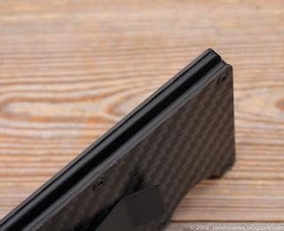 CF slim EDC wallet