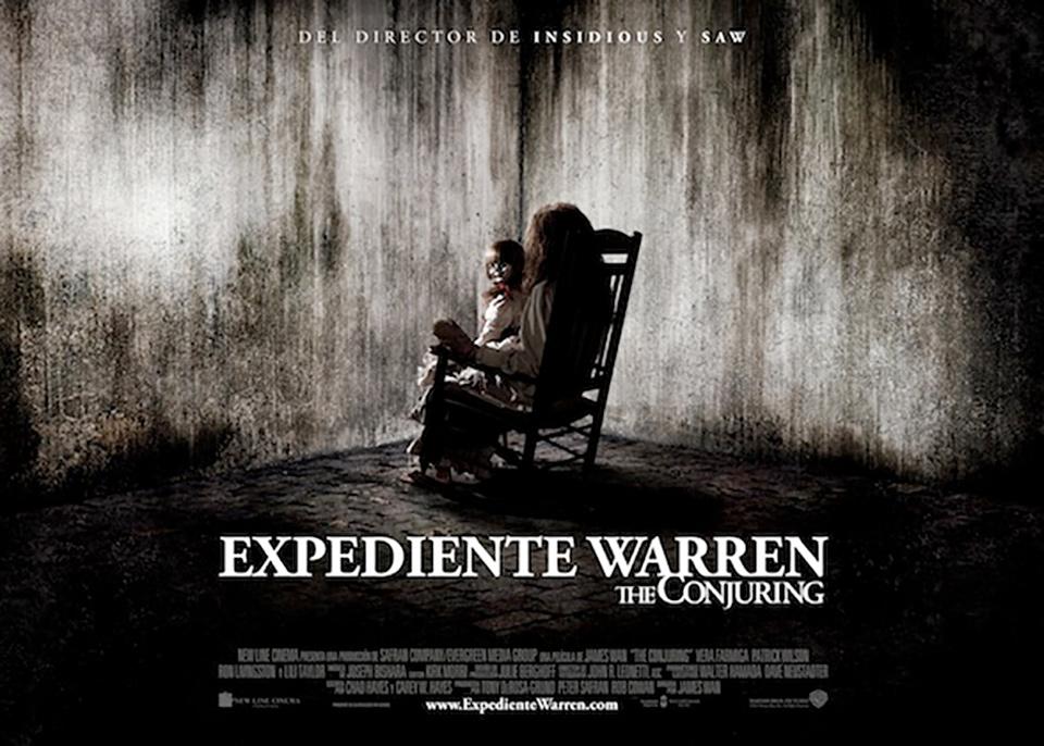 Expediente Warren - The Conjuring