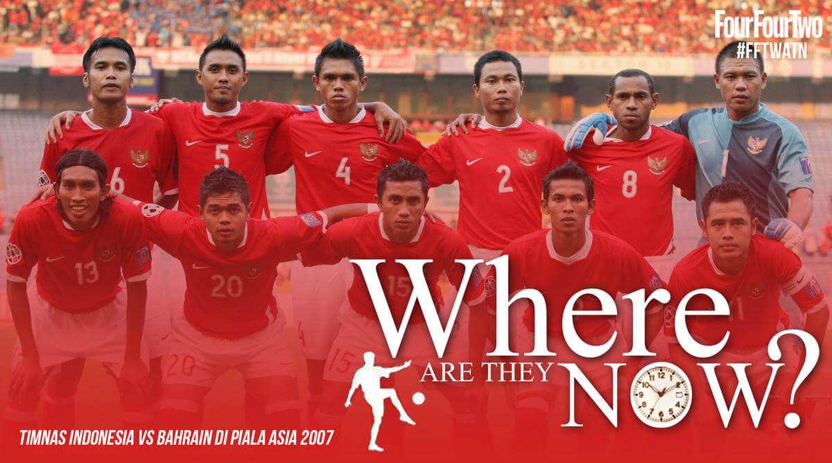 Momen terbaik sepakbola indonesia