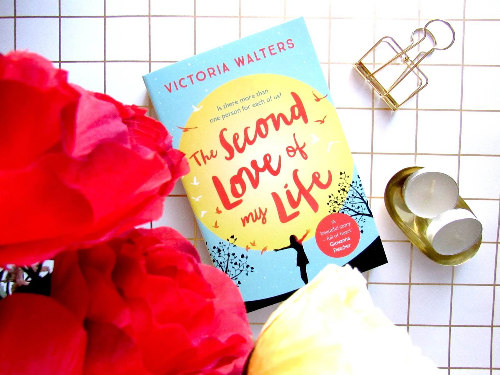 Blooming Fiction, lifestyle blog, The Second Love Of My Life Book Review