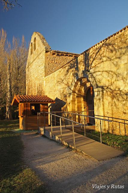 Monasterio de San Juan de Duero, Soria