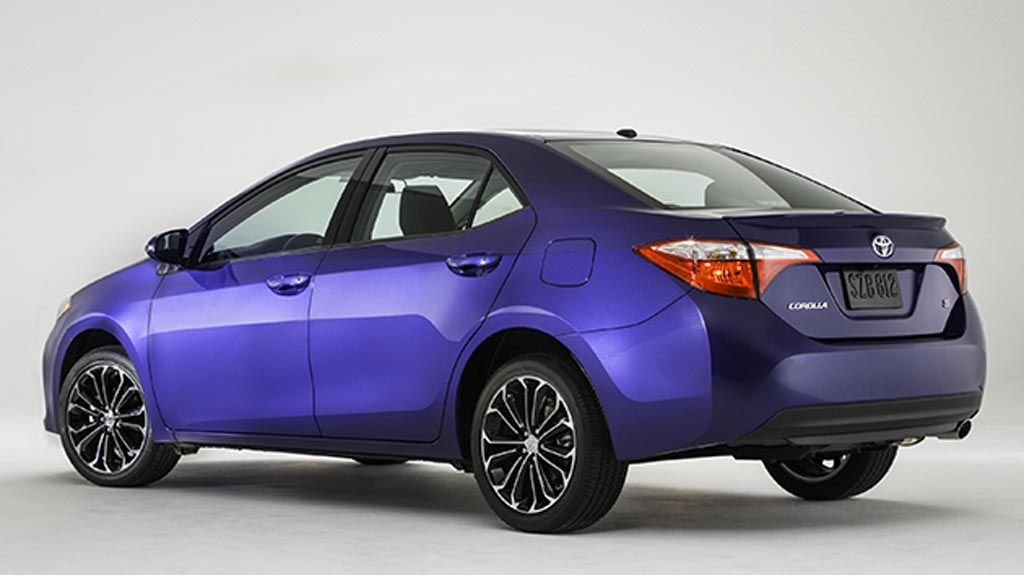 Ford Focus 2019 Wagon >> 2014 Toyota Corolla Blue Color   Car Reviews   New Car Pictures for 2018, 2019
