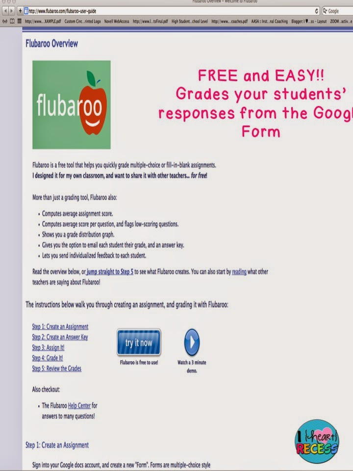 iPad Mini Giveaway and Using Google Forms on the iPad (or ...