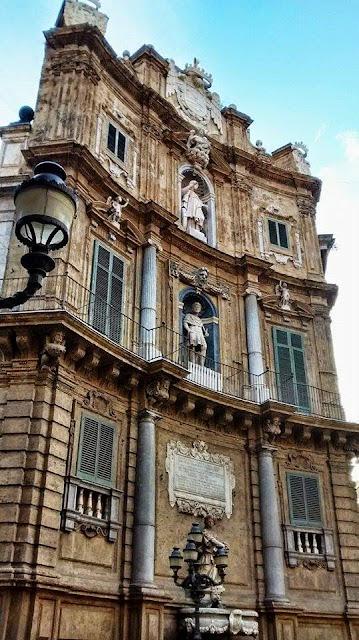 piazza Vigliena Palermo