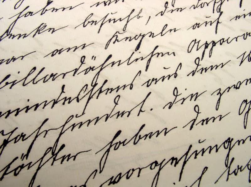 handwriting analysis test hand writing. Black Bedroom Furniture Sets. Home Design Ideas