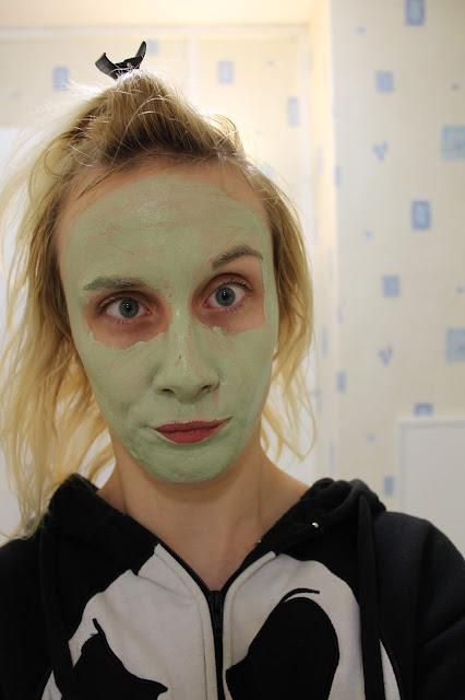 Masque Minéral Clarifiant Mineral Mask - DHC