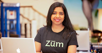 Ritu Narayan, founder of Zūm