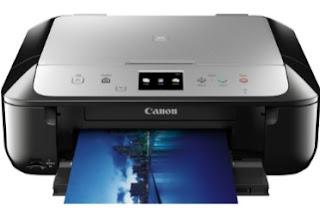 Canon PIXMA MG6852 Télécharger Pilote Pour Windows et Mac OS