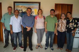 Professora dos EUA visita Picuí