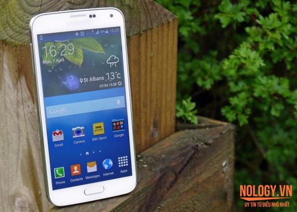 Lý do không nên mua Samsung Galaxy S5 cũ