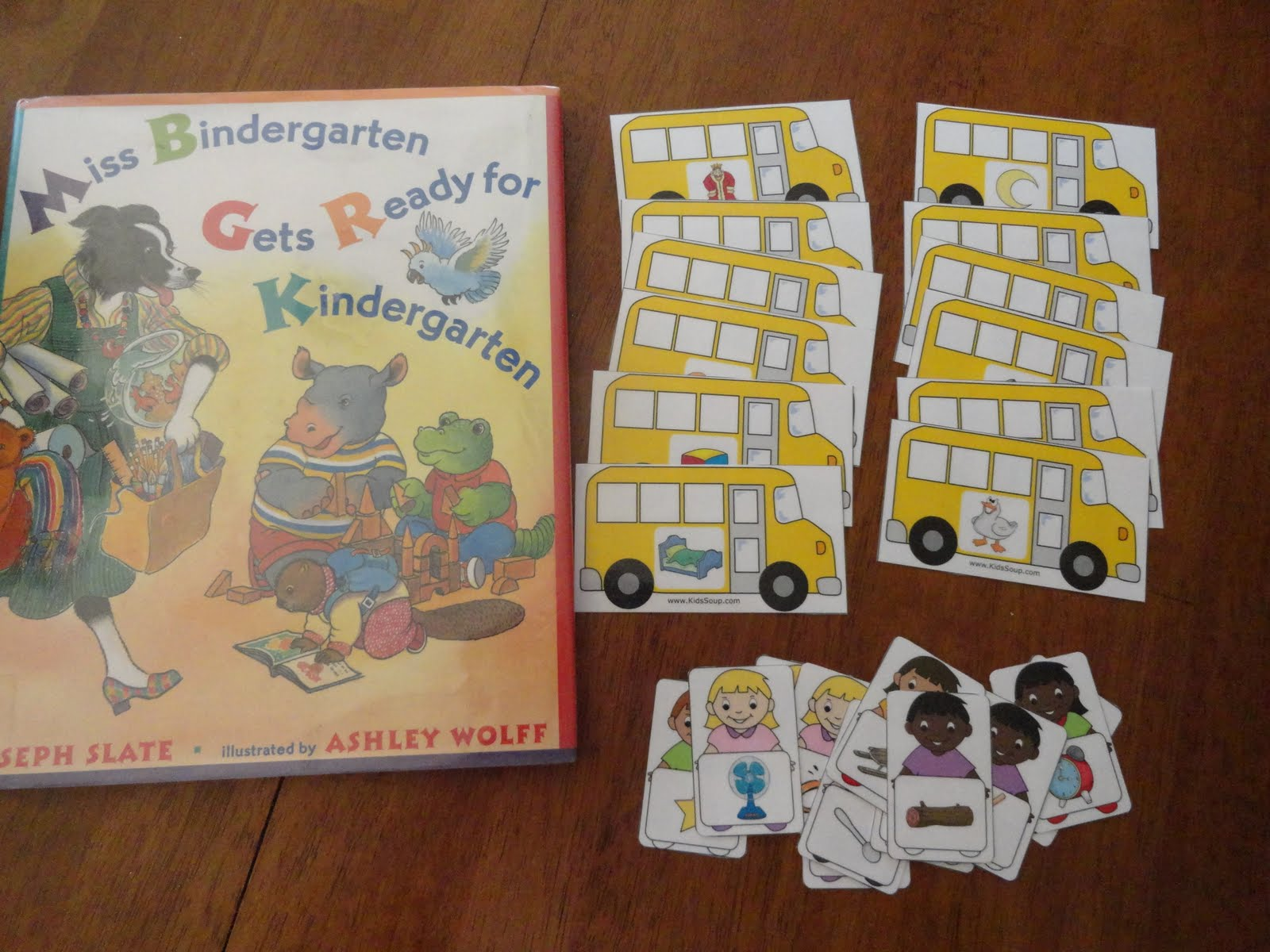 Izzie Mac And Me Storytime From A To Z Miss Bindergarten Gets Ready For Kindergarten