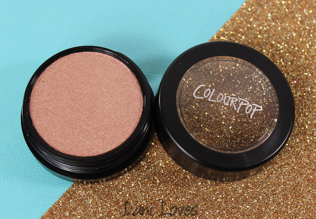 ColourPop Now Playing Highlighters - Strapped Swatches & Review