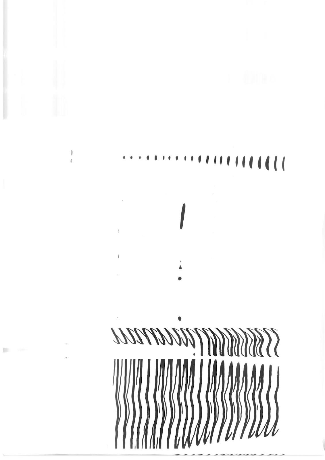 Cormac McCarthy's Dead Typewriter: Asemic Writing by