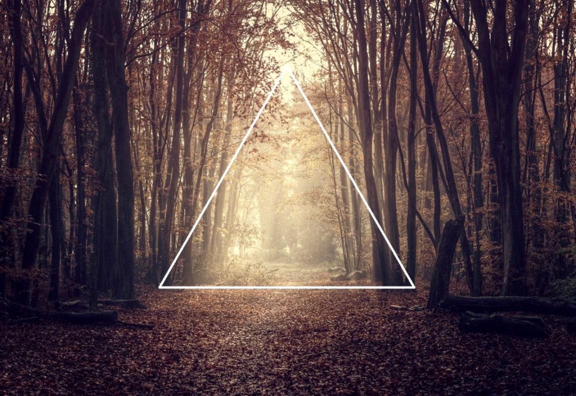 Hipster Triangle Wallpaper Tumblr Wallpapers Colorful