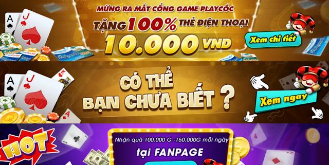 Hướng dẫn nhận 10K thẻ cào miễn phí từ game bài PlayCoc, kiem the cao, kiếm thẻ cào, kiemthecao.com