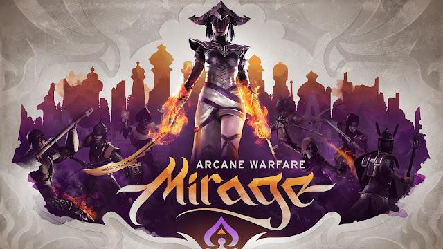 Arcane Warfare está de graça por 24 horas — Mirage