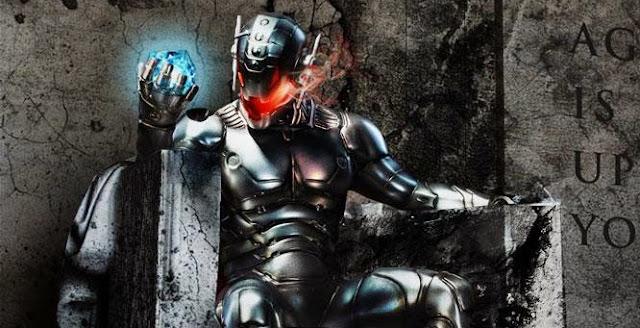 Ultron, salah satu villain terkuat Marvel Comics