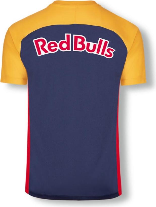 2f07c5a40063e Nike lança a novas camisas do Red Bull Salzburg - Show de Camisas