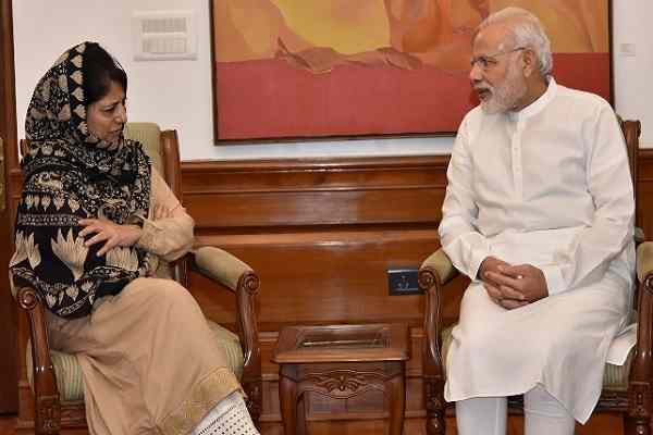congress-slams-pm-narendra-modi-over-mehbooba-mufti-bayaan