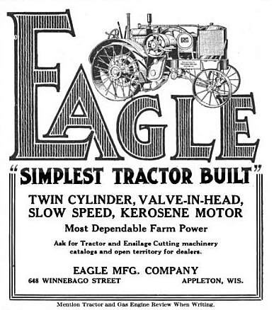 wisconsin 4 cylinder gas motor